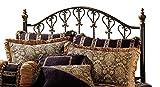 Hillsdale Furniture Huntley Headboard, King, Dusty Bronze