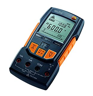 Testo AG 0590 7602 Multimètre digital (B01F3MPML6) | Amazon price tracker / tracking, Amazon price history charts, Amazon price watches, Amazon price drop alerts