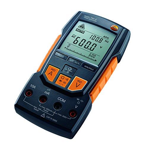 Testo True-rms Multimeter 1 Stück, 0590 7602