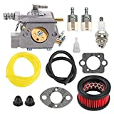 Trustsheer WT-416C Carburetor for Echo CS-440 CS-4400 Chainsaw Carb Replace 12300039333 12300039332 12300039330 Walbro WT-416 WT-416-1 + 13031038331 Air Filter Tune Up Kit