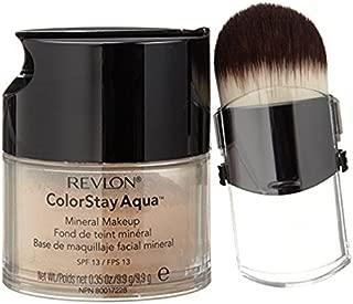 Revlon Colorstay Aqua Medium/Deep Mineral Makeup -- 2 per case.