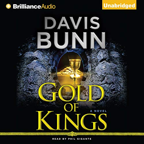 Gold of Kings audiobook cover art