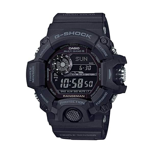 Casio G-Shock Rangeman GW-9400-1BER 1