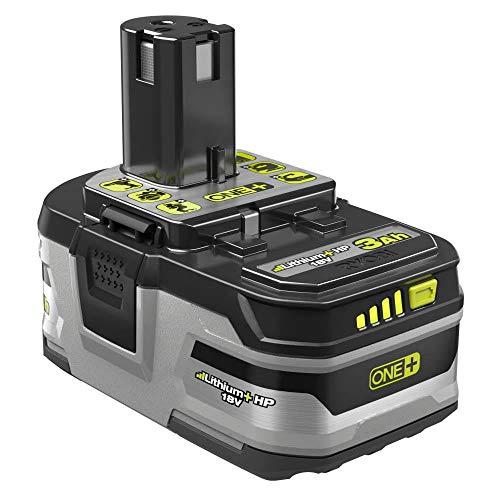 Ryobi 18-Volt ONE+ 3.0Ah Battery (2-Pack)