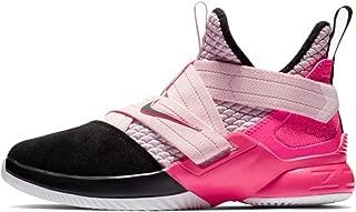 Kids' Grade School Lebron Soldier 12 Basketball Shoes