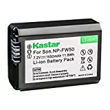 Kastar Brand Replacement Lithium-ion (Li-ion) Battery. High Quality, Long Lasting and Manufacture Price. The Battery 100% decoded and 100% Compatible with the Original Cameras and Chargers. High Capacity. Use high quality Japanese Cells for longer ba...