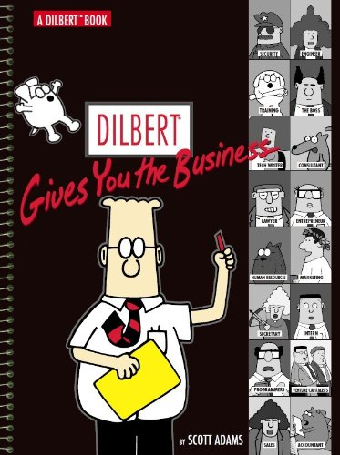 Dilbert Gives You the Business: A Dilbert Book (English Edition)
