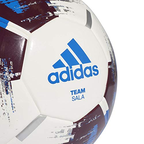 adidas CZ2231 Soccer Ball, Hombre, Multicolor (White/Maroon/Blue ...
