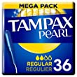 Tampax Pearl Super Tampons Applicator