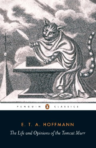 The Life and Opinions of the Tomcat Murr (Penguin Classics) (English Edition)