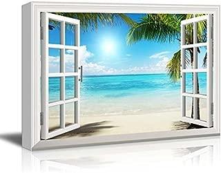 wall26 - Beautiful Tropical Beach Gallery - Canvas Art Wall Decor - 16