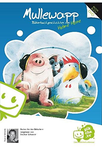 Mullewapp - Bilderbuch - DVD