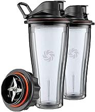 Vitamix Ascent Mixer, 600 ml, Klar