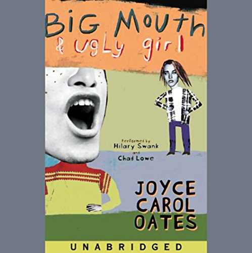 Big Mouth & Ugly Girl audiobook cover art