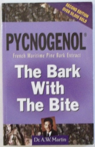 Pycnogenol French Maritime Pine Bark Extract the Bark with the Bite