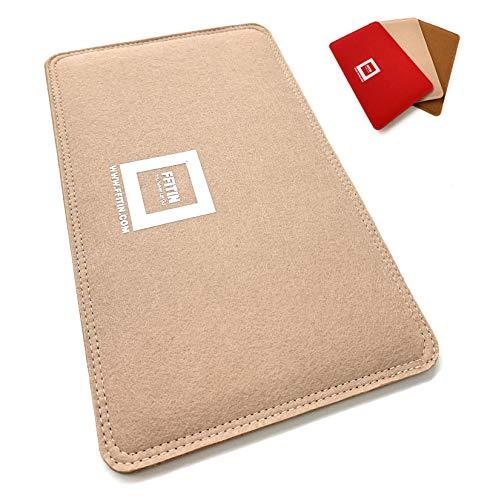 FFITIN Bag Base Shaper Einlegeboden für Handtaschen Longchamp Le Pliage, LV Speedy Neverfull Keepall (Beige, LV Speedy 40 (38,4x18,4cm))