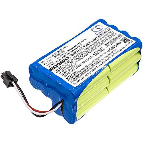 CS-RME210MD Akku 2000mAh Kompatibel mit [RESMED] VS Integra, VS Ultra Ersetzt B0402106