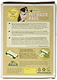 "Green N Pack Dog-Waste Refill Bags, Compact Refill Packs, 200 Bags, 10 Rolls (More Bags & Less Waste)"" not ""200 Bags in a Re-closable Box, (10 Rolls)"