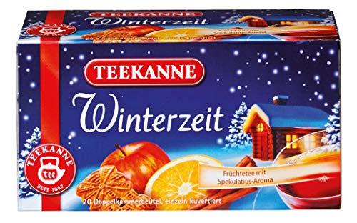 Teekanne Winterzeit Winter Time Tea