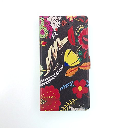 Stengh Archos 45b Neon Hülle, Flip Phone Wallet mit Kartenschlitzen Standfunktion Magnetisch Off Phone Hülle HT