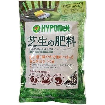 ハイポネックス 芝生の肥料 500g