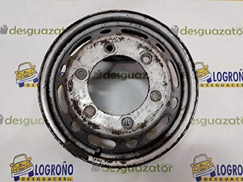 Llanta Volkswagen Crafter Combi (2e) 16 PULGADASA0014013602 2E0601019G (usado) (id:logop1192290)
