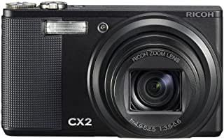 RICOH デジタルカメラ CX2 ブラック CX2BK