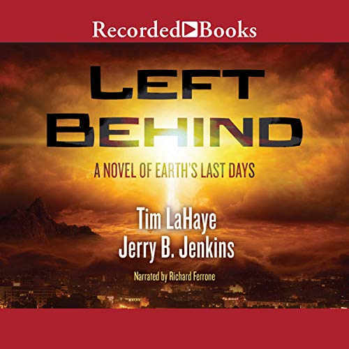 Couverture de Left Behind