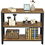 Table Console Table,Entrance Cabinet With Open Compartment For Hallway Living Room And Office Black/White 2 Size For Living Room Bedroom (Color : White, Size : 30 X 9 X 29 Inch) Home