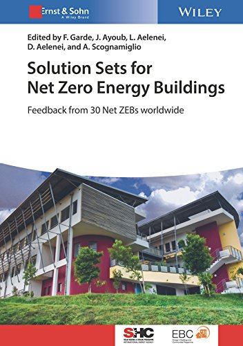 Solution Sets for Net Zero Energy Buildings: Feedback from 30 Buildings Worldwide (Solar Heating and Cooling)
