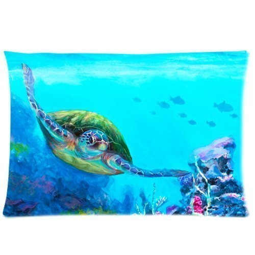 Buythecase Unique Fashion single-sided printing 2 way cloth 20 X 30 inch pillowcase a girl a shield fantasy New pillow cases