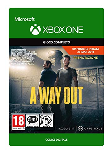A Way Out Standard | Xbox One - Codice download