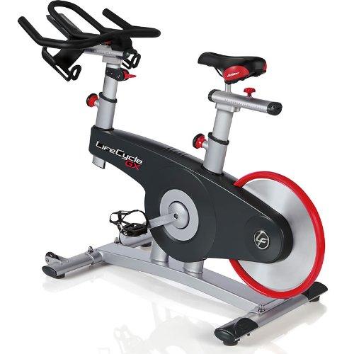 bicicleta estatica life fitness