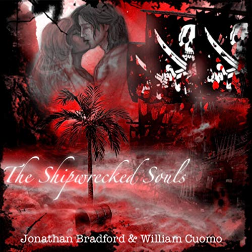 The Shipwrecked Souls audiobook cover art