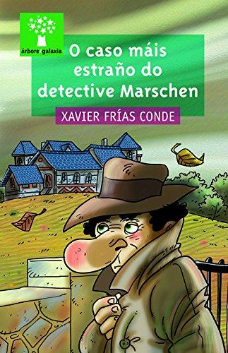 Caso mais estra–o do detective marschen, o: 184 (Árbore)