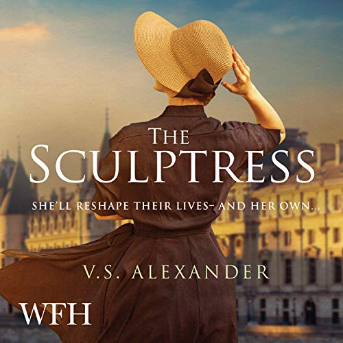 The Sculptress cover art