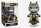 Funko Pop Thanos 331 Marvel Studios Exclusive Infinity War Figuras 17 cm Cinema 1...