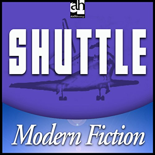 Shuttle audiobook cover art
