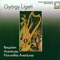 Requiem by GYORGY LIGETI (1992-09-10)