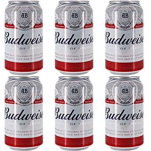 Budweiser Amerikanisches Bier (PACK 36x33cl) | VERKAUFT VON AMZ_store | bier geschenke, biere der welt, adventskalender männer, bier set, kleine geschenke für männer