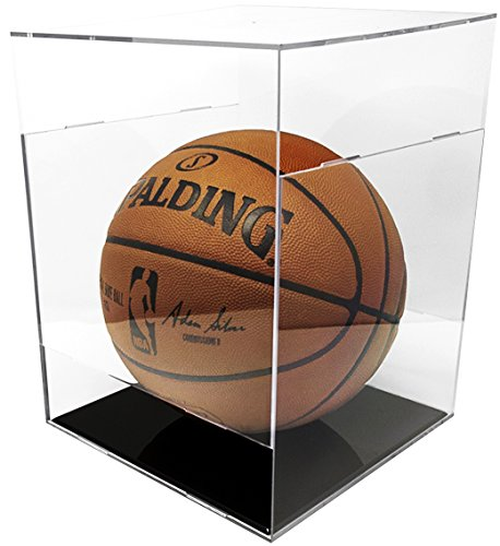 BallQube Grandstand Basketball Display with 98% UV Coating Colorado