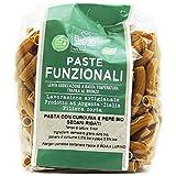 Oltresole - Pasta grano duro Curcuma e Pepe Bio Sedani, confezione da 350 g