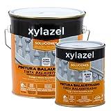 Xylazel - Pintura balaustradas 750ml blanco satinado