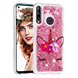 Ancase Glitter Case for Huawei Y6P 2020 Bling Liquid