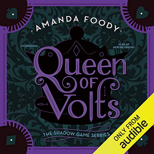 Queen of Volts cover art