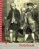 Notebook: Young Men Paris France 19th Century France