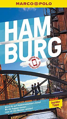 Preisvergleich Produktbild MARCO POLO Reiseführer Hamburg: Reisen mit Insider-Tipps. Inkl. kostenloser Touren-App