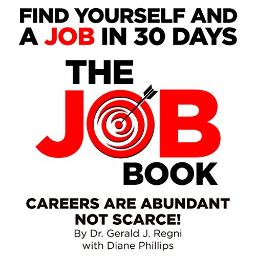 The Job Book audiobook cover art