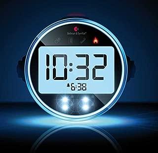 Azzaro Bellman Alarm Clock (BE1380)