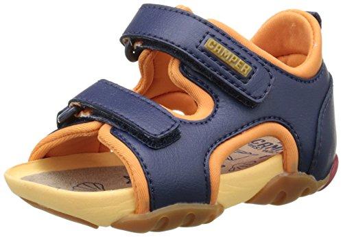 Camper Ous, Zapatos para bebé Niños, Azul Marino, 20 EU